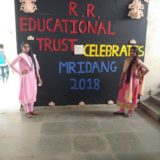 B.Ed. students won prizes and participated in Mridang-2018 (7)