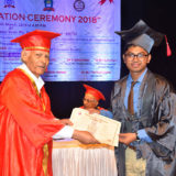 Convocation Ceremony on 14th March, 2018 B.Ed. students Academic Year 2015 - 2017 (10)