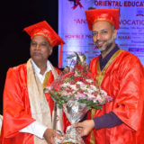 Convocation Ceremony on 14th March, 2018 B.Ed. students Academic Year 2015 - 2017 (6)