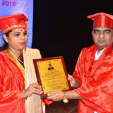 Convocation Ceremony on 14th March, 2018 B.Ed. students Academic Year 2015 - 2017 (7)